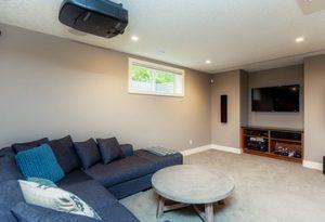 Renovation contrator calgary - livingroom reno